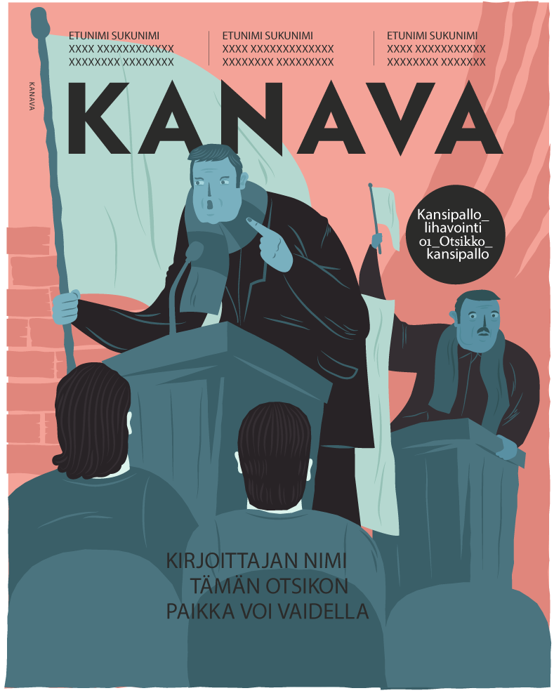 Kanava cover illustration
