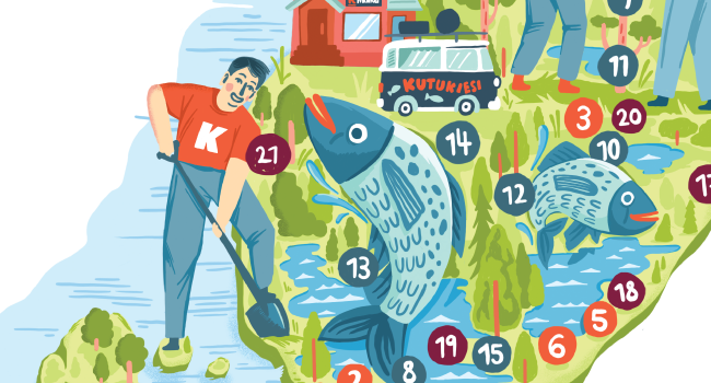 vesa-matti-juutilainen-editorial-illustration-map-pirkka-magazine-featured